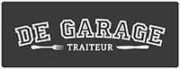 De Garage Traiteur Logo